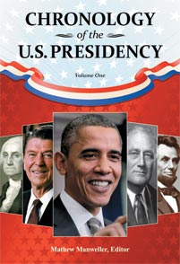 Chronology of the U.S. Presidency cover image