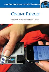 Cover image for Online Privacy