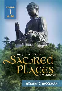 Encyclopedia of Sacred Places, 2nd Edition cover image