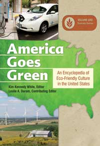 America Goes Green cover image