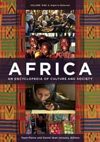 Cover image for Africa