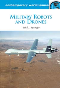 Military Robots and Drones cover image