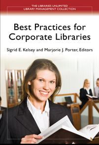 Cover image for Best Practices for Corporate Libraries