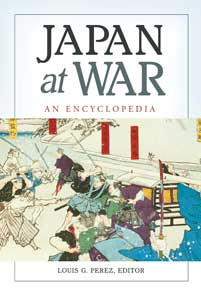 Japan at War cover image