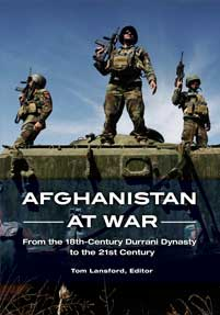 Cover image for Afghanistan at War