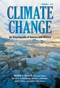 Cover image for Climate Change