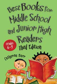 Best Books for Middle School and Junior High Readers cover image