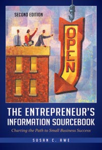 The Entrepreneur's Information Sourcebook cover image