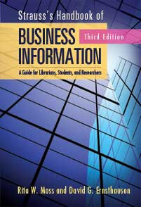 Strauss's Handbook of Business Information cover image