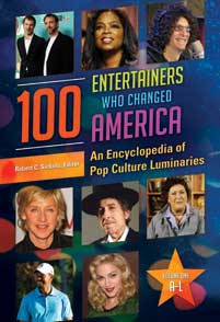 100 Entertainers Who Changed America cover image