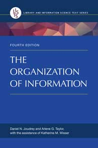 Cover image for The Organization of Information