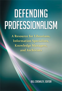 Defending Professionalism cover image