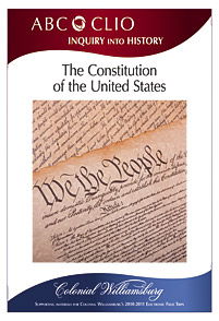 The Constitution of the United States cover image