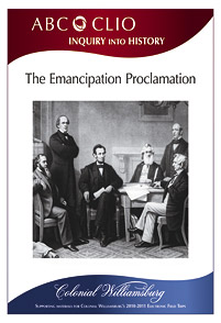 The Emancipation Proclamation cover image