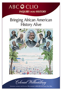 Bringing African American History Alive cover image