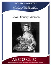 Revolutionary Women cover image