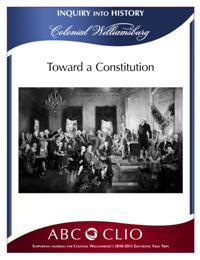 Toward a Constitution cover image