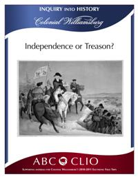Independence or Treason? cover image