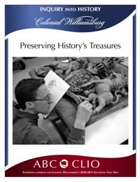 Preserving History's Treasures cover image