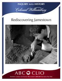 Rediscovering Jamestown cover image