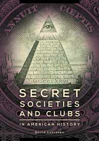 Secret Societies and Clubs in American History cover image