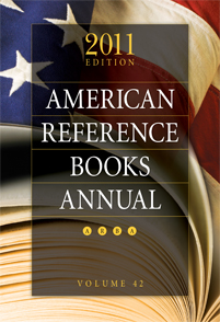 American Reference Books Annual cover image