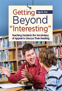 "Cover image for Getting Beyond ""Interesting"""