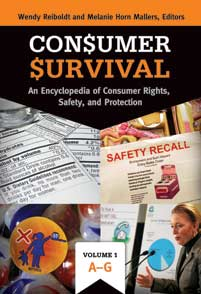 Consumer Survival cover image