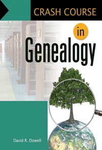 Crash Course in Genealogy cover image