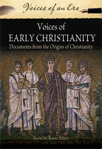 Voices of Early Christianity cover image