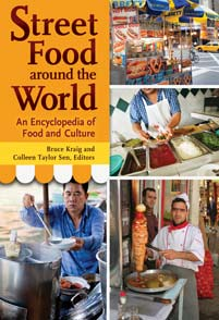 Cover image for Street Food around the World