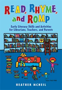 Read, Rhyme, and Romp cover image