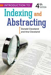Introduction to Indexing and Abstracting, 4th Edition cover image