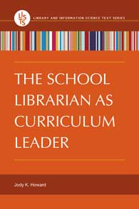 The School Librarian as Curriculum Leader cover image