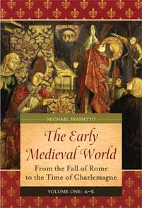 The Early Medieval World cover image