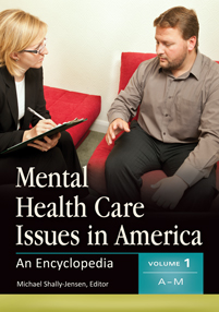 Mental Health Care Issues in America cover image