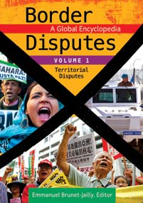 Border Disputes cover image