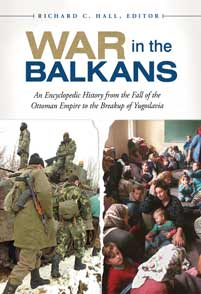 War in the Balkans cover image