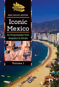 Iconic Mexico cover image