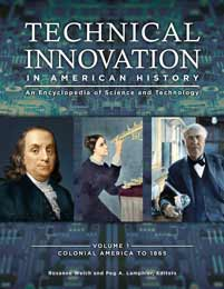 Cover image for Technical Innovation in American History