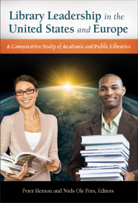 Library Leadership in the United States and Europe cover image