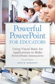 Cover image for Powerful PowerPoint for Educators
