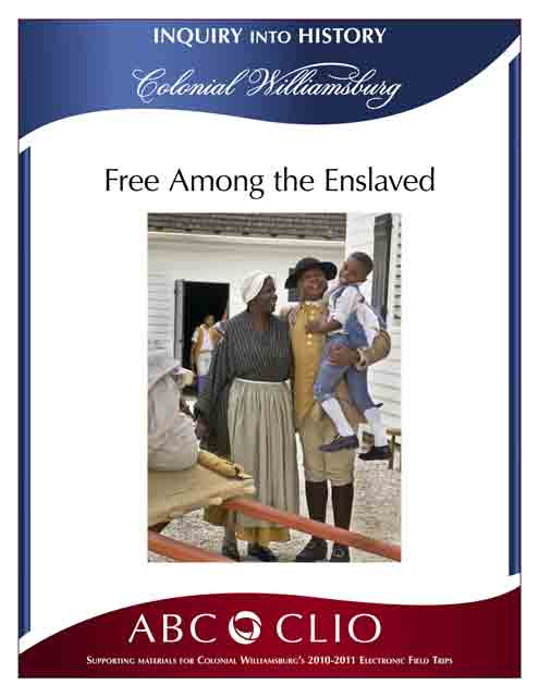 Free Among the Enslaved cover image