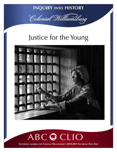 Justice for the Young cover image