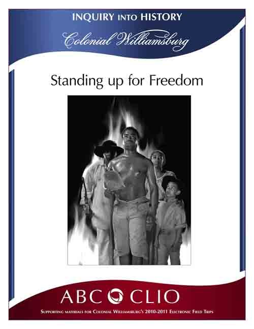 Standing up for Freedom cover image