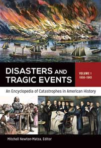 Disasters and Tragic Events cover image