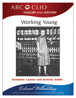 Working Young cover image