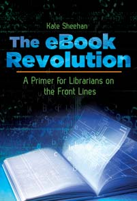 Cover image for The eBook Revolution
