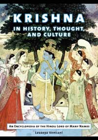 Cover image for Krishna in History, Thought, and Culture