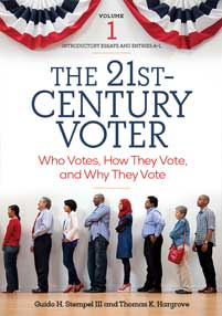 Cover image for The 21st-Century Voter